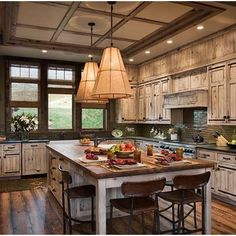 Rustic Kitchen Design Ideas, Pictures, Remodel, and Decor - page 7