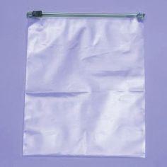 Slider Zipper Bag