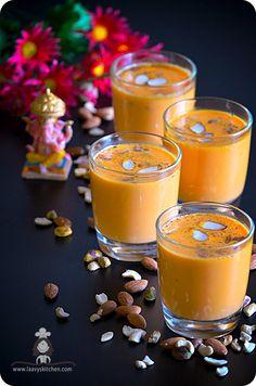 Carrot Kheer - An indian dessert
