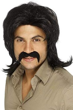 I Like Men S Wigs In Mullet Form Costume Wigs Rock N