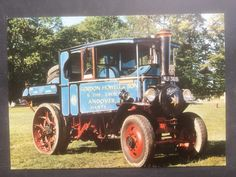 Mighty Atom Foden Tractor No: 14078, 1932