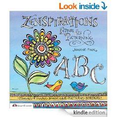 Zenspirations: Letters & Patterning - Kindle edition by Fink Joanne. Arts & Photography Kindle eBooks @ Amazon.com.