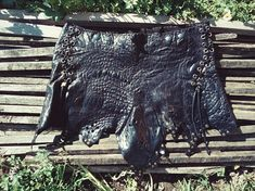 Earth Warrior Leather Skirt II