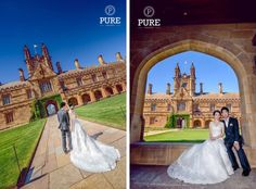 Get married at the Sydney University