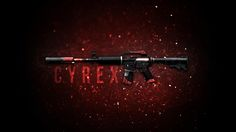 M4A1-S | Cyrex | WallpaperHD | CS:GO Skin