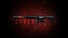 M4A1-S | Cyrex | WallpaperHD | CS:GO Skin