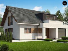 Общая площадь 220,2 м² Проект дома Z331 это проект дома в современном стиле, предназначенного для проживания небольшой семьи или семейной пары.