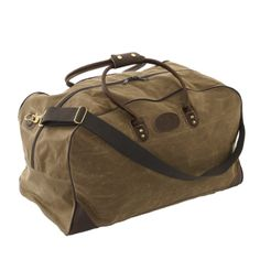 Perfect weekend vacation bag. Frost River 651 Flight Bag - Medium. Made in Duluth, MN!