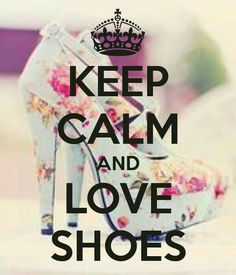 anyone who knows me, knows I LOVE SHOES!!!!!