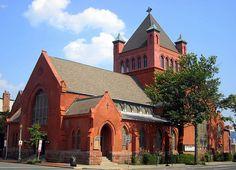 John Wesley AME Zion Church Washington, DC  photo by Josh