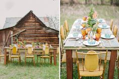 Farm Wedding Inspiration Board - Calluna Events