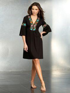 Gallery.ru / Фото #10 - Вышитые платья - Auroraten