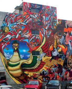3D Street Art – Arte Urbano en 3D   LA HORA DE DESPERTAR