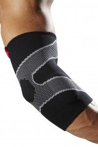 Elbow Sleeve / 4-way elastic / gel buttresses