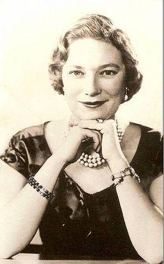 Grand Duchess Josephine Charlotte of Luxembourg, nee Princess of Belgium