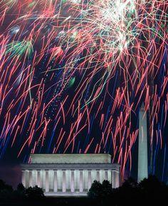 Fourth of July - Washington D.C.