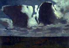 Moonlight effect Georges Hendrik Breitner (1857-1923)