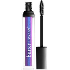 Amplify your lashes with this vivid colour mascara. Formulated to condition lashes as it adds a pop of color. Indigo Punk is a vibrant shimmering violet.