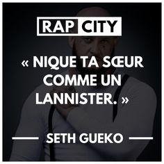 #punchline #clash #sethgueko #seth #gueko Phrase Clash, Clash Rap, Best Punchlines, Rap City, Rap Quotes, Shut Up, Picasso, Poop Jokes, Humor