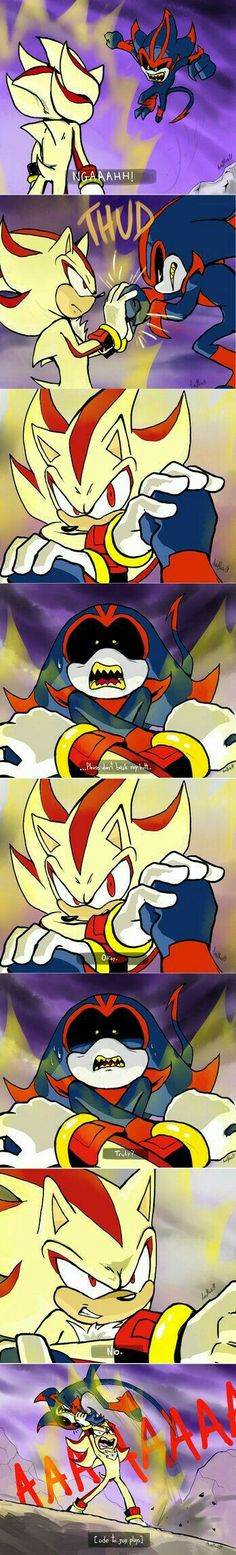 Shadow the hedgehog sonic the hedgehog pinterest - Jeux de sonic vs shadow ...