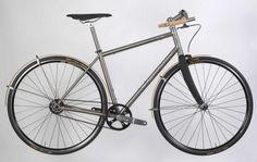 2009 Seven Cycles Seven Earth Day Bike | Belt Bikes