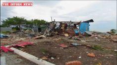 Ukraine War - DNR militia attacked Ukrainian border guards from the sea