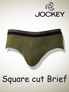 Jockey Square Cut Brief