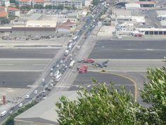 Talk about a traffic jam