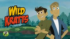 Wild Kratts - A fun, educational series that my boys love watching.