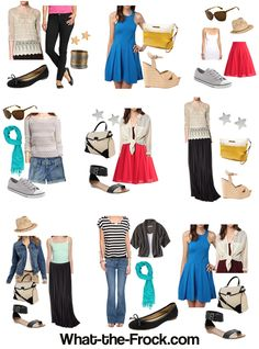 What the Frock? - Affordable Fashion Tips and Trends: Personal Shopper: Putting it All Together