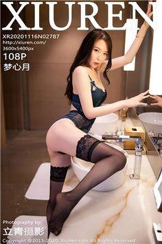 [秀人网XiuRen] Vol.2899 Meng Xin Yue | KissGoddess