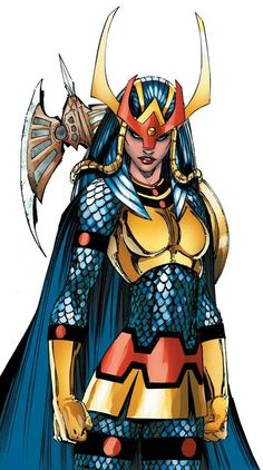 New God Big Barda