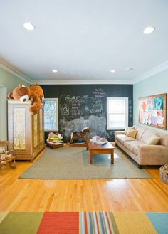 Brittany M here's your bonus room idea!