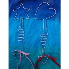 "Music Wands--magic wands for the ""Magic e""."