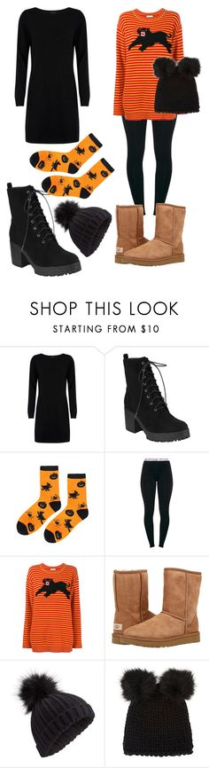 """""""2 types of friends:)"""" by strawberryjammyy ❤ liked on Polyvore featuring Cocoa Cashmere, Gucci, UGG Australia, Miss Selfridge and Barneys New York"""