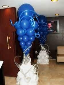 elegant balloon colu