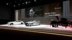 Mercedes-Benz S-Class World Premiere