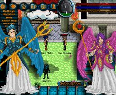 Azusa: Battle of Gods Forums - General - Azusa v5.0 Tatic Battles! Winged…