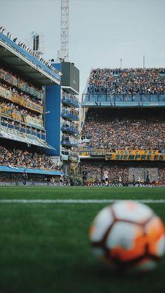 Die Bombonera - #Fußball