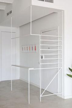 Rocha Apartment, Barcelona / CaSA© Roberto Ruiz