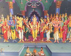 Shri Ganesh Images, Shiva Parvati Images, Shiva Hindu, Ganesha Pictures, Lord Krishna Images, Hindu Deities, Shiva Shakti, Baby Ganesha, Ganesha Art