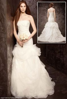 White by Vera Wang Spring 2013 Bridal Gowns