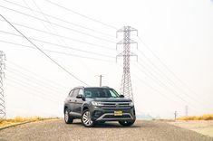 2021 #VW Atlas Driving Test, Volkswagen, Exterior, Pure Products, Outdoor Rooms