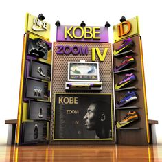 Craig Candanoza - Kobe Zoom Design