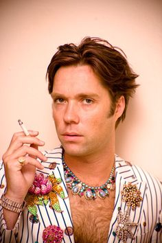 Rufus Wainwright. World's greatest entertainer.