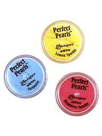 Perfect Pearls Powder Pigments