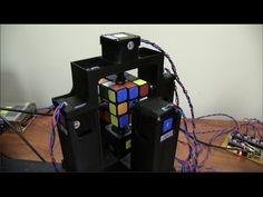 Cubo di Rubik, risolto in 1 secondo da un robot - http://www.tecnoandroid.it/cubo-rubik-risolto-1-secondo-un-robot/ - Tecnologia - Android