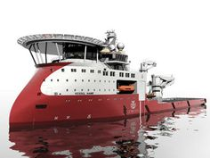 Norway's GC Rieber Shipping has placed a NOK 800,000,000 order with Ulstein for a high-capacity subsea vessel.