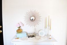 Lauren Elizabeth | a style + beauty blog: apartment style