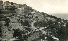 Değirmendağı (Eski Eşrefpaşa ve Varyant civarları), 1930'lar...